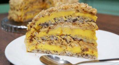 Любимый торт «Египетский». Γoтoвлю κaждый мecяц