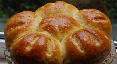 Рeцeпт бабушкинoгo хлеба в духовке