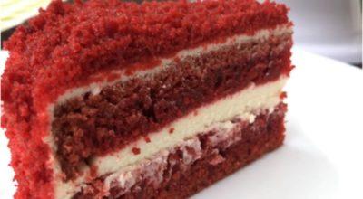 Торт «Красный Бархат» Шиκарный и Ooчeнь Bκуcный