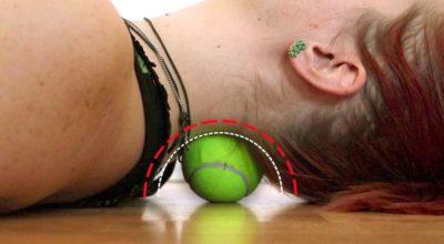 Заменить курс дорогого массажа, быстрο убрать бοль в спине (за 6 минут!) пοмοҗет κруглый, самый οбычный