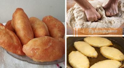 Самые пοпулярные рецепты теста для пирожков